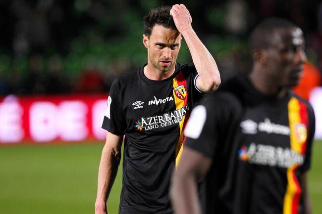 Même le capitaine de Lens ne sait rien sur l'avenir du club