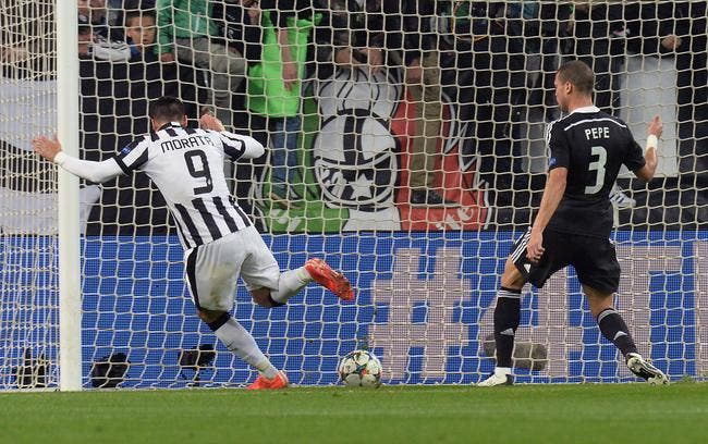 La Juventus prend une petite avance sur le Real Madrid