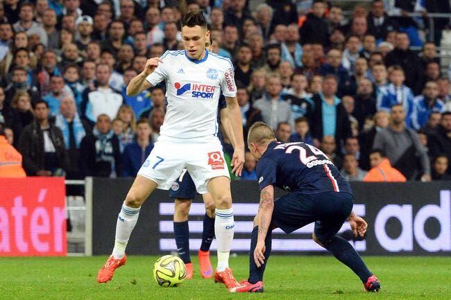 Labrune confirme l'absence d'Ocampos pour OM-Monaco