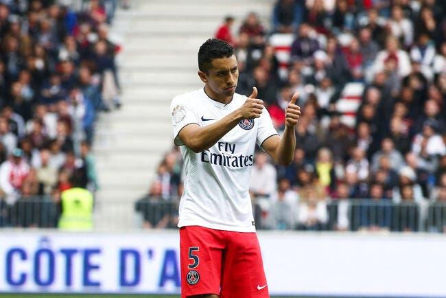 Marquinhos savoure déjà son après-saison au PSG