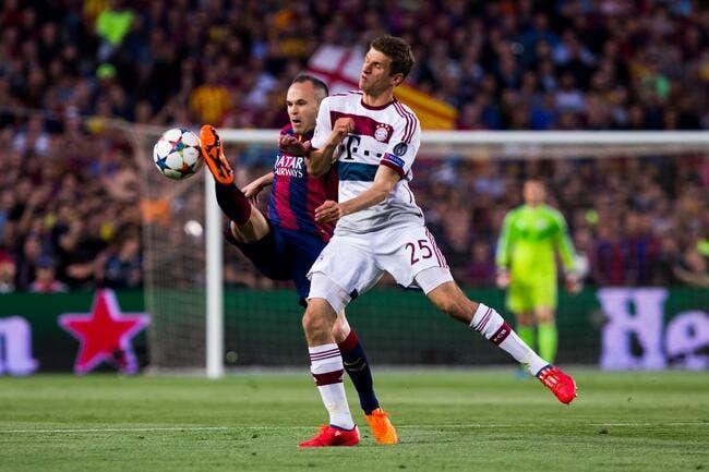 3-0, c'est dur reconnaît le Bayern