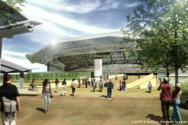 Aulas veut atomiser le Bayern avec le naming du stade de l'OL