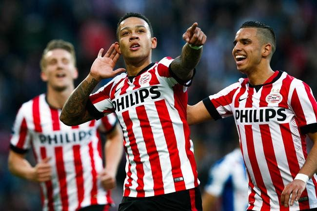 Officiel : Depay, direction Manchester United pour 30 ME