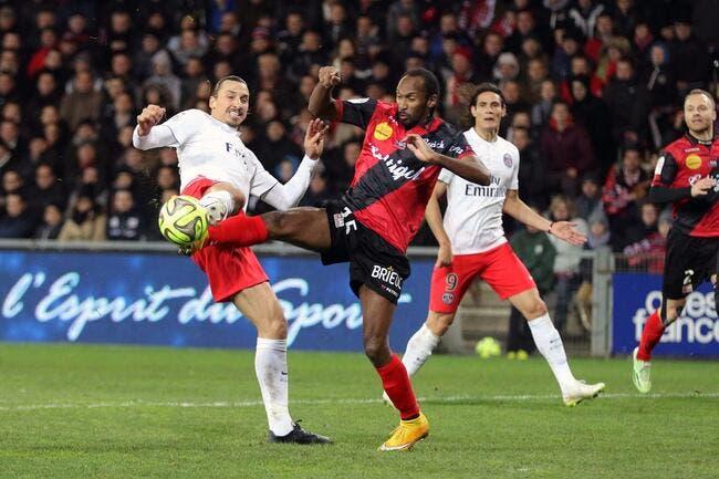 Guingamp ne se la joue pas cool avant de jouer le PSG