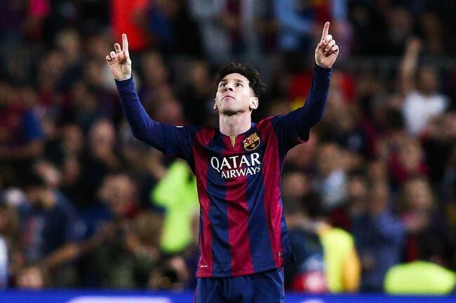 Il n'y a rien à faire face à Messi avoue Larqué
