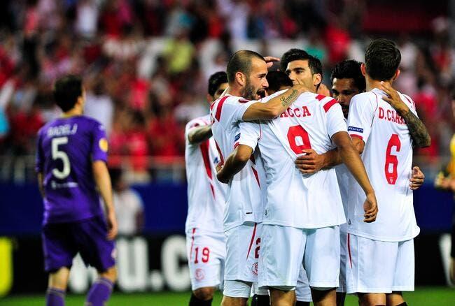 Le FC Séville déjà tout proche de la finale