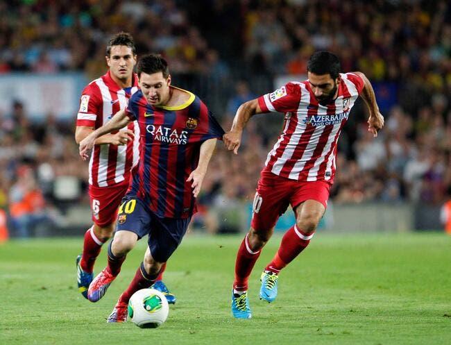 Comment Arda Turan compare Messi et Cristiano Ronaldo