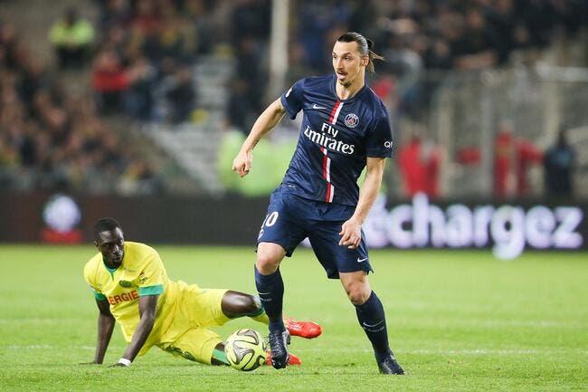 PSG/OL : Ibrahimovic veut abréger le suspense en L1