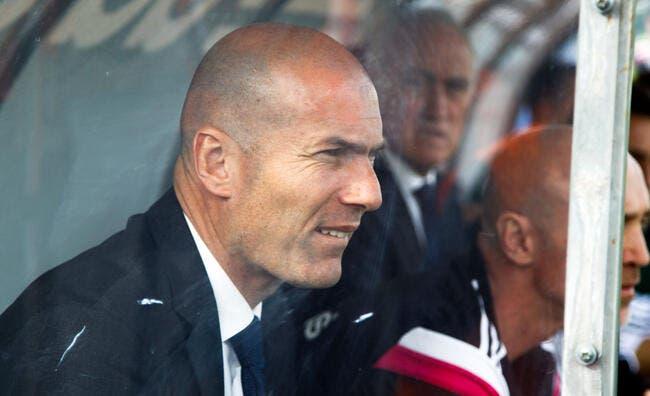 Zidane est entraineur professionnel