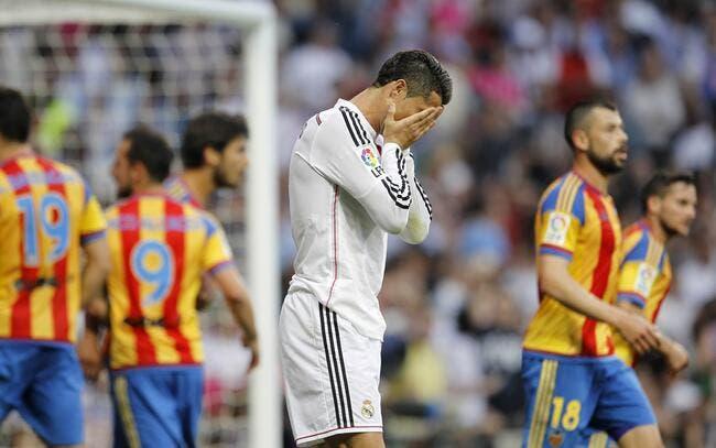 Real Madrid - Valence : 2-2