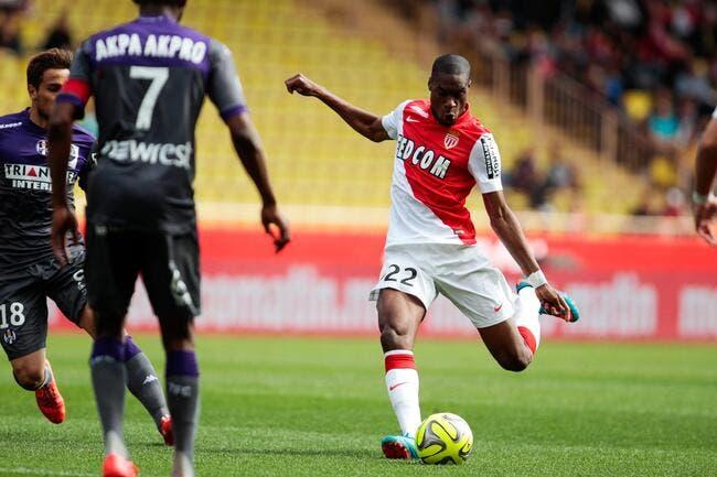 Kondogbia ne pousse pas pour quitter Monaco
