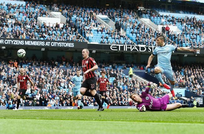 Man City - QPR : 6-0