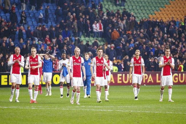 Vidéo : Le geste classe de l'Ajax pour la fête des mères