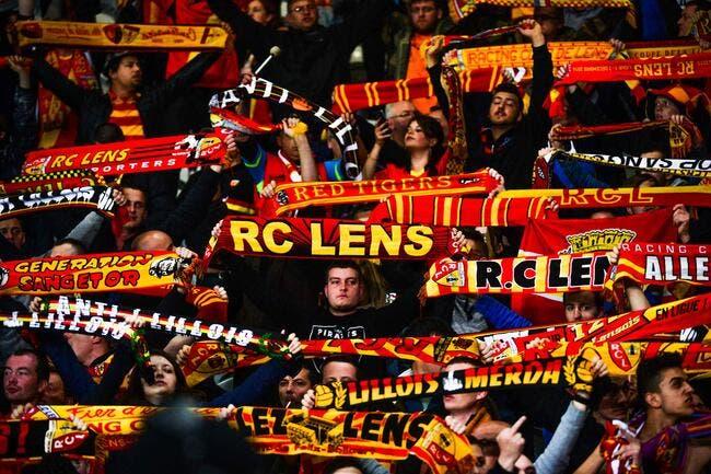 Les supporters de Lens exigent des têtes et des grosses...