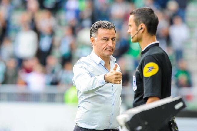 Riolo envoie Galtier à Monaco, Gourvennec à l'ASSE