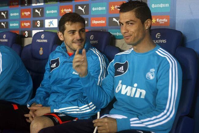 Cristiano Ronaldo et Casillas vendus, une bombe au mercato ?