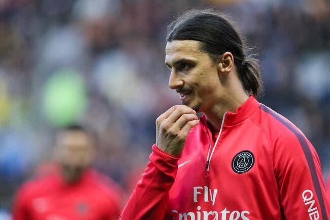 Quitter le PSG pour Milan ? Ibrahimovic a déjà tranché