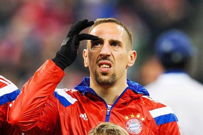 Ribéry au Bayern, Kaizer Franz lui montre la porte