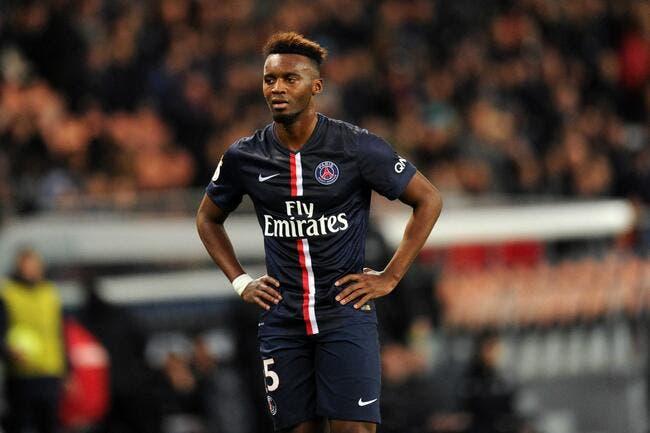 Bahebeck fait banquette au PSG, Bordeaux pour le relancer ?