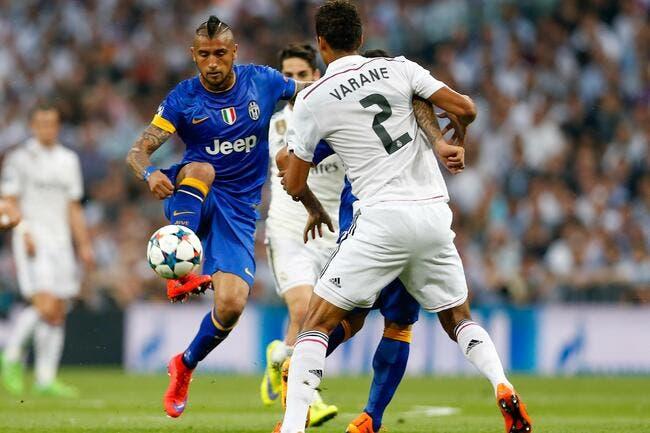 La Juventus est éternelle et le prouve face à Madrid !