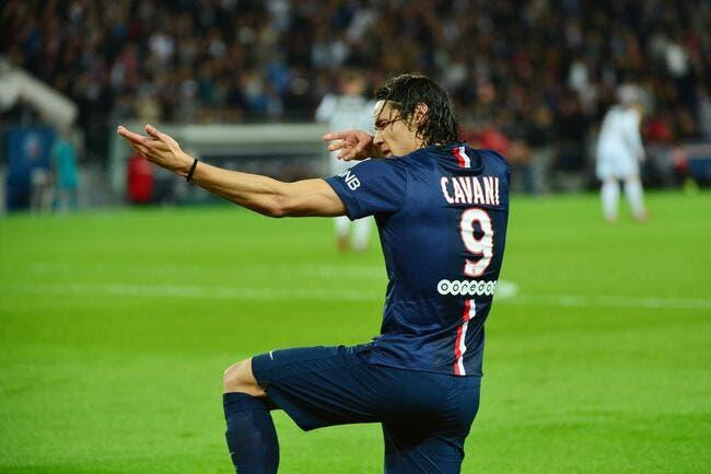 La Juventus veut attirer Cavani avant d'attaquer le PSG