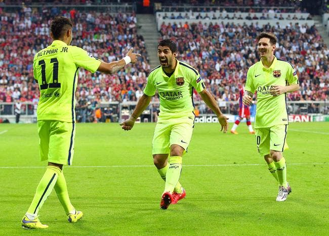 La « MSN » a un autre surnom dans les coulisses du Barça