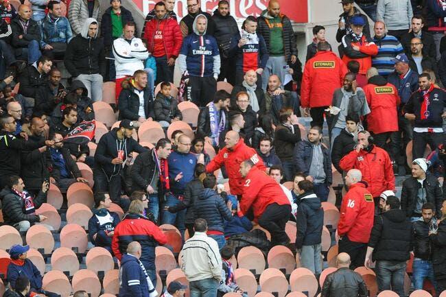 Le Conseil d'Etat suspend le fichage des supporters du PSG !