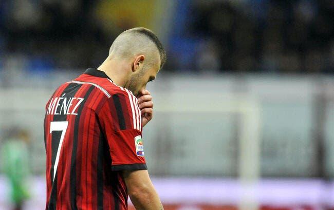 Le Milan AC veut déjà se débarrasser de Ménez
