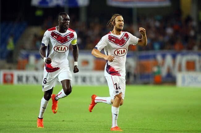 Officiel : Plasil prolonge à Bordeaux jusqu'en 2017