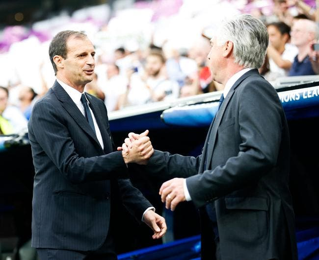 Ancelotti affiche son envie de continuer au Real