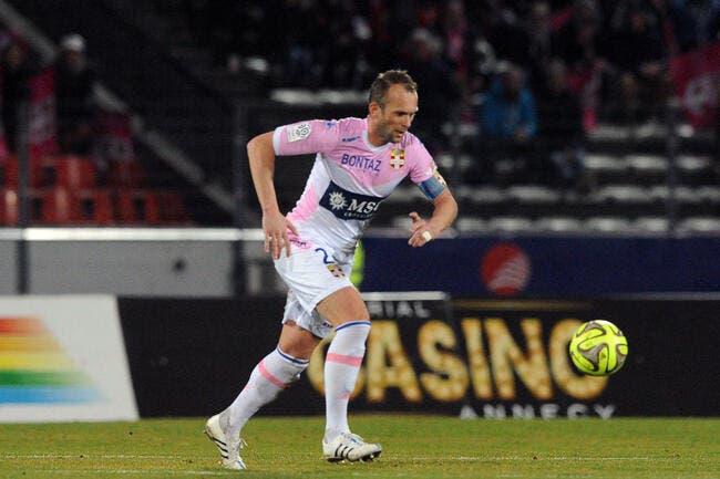 Evian promet un énorme match à l'ASSE