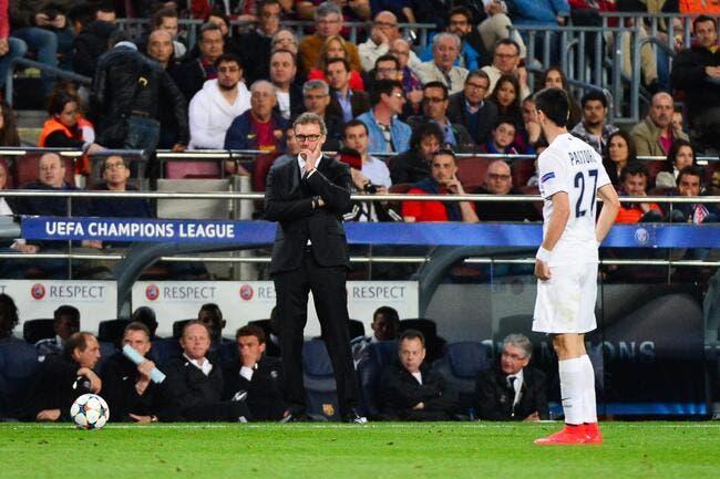 Le PSG champion d'Europe, Blanc met un gros bémol