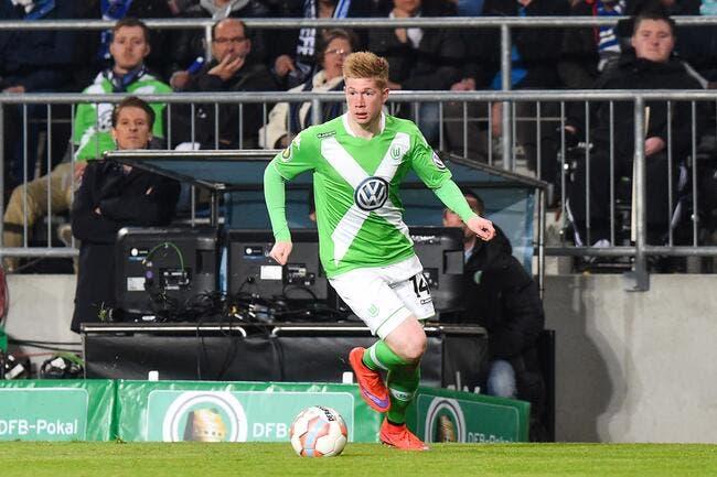 Une première offre à 35 ME pour De Bruyne, signée City