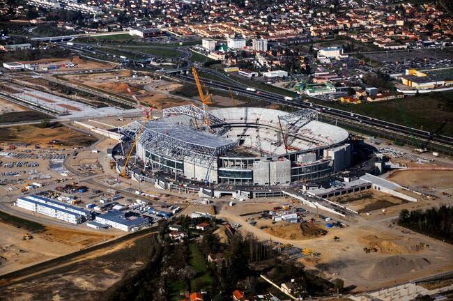 L'OL dans son grand stade, Aulas l'annonce pour le 15 janvier 2016