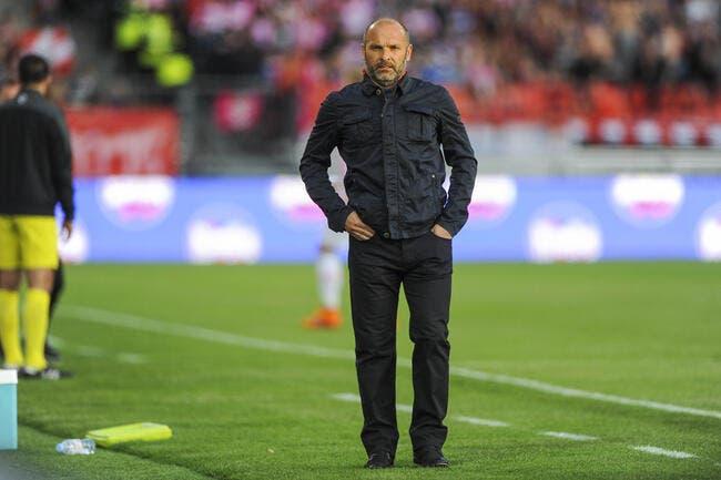 Evian relégué en Ligue 2
