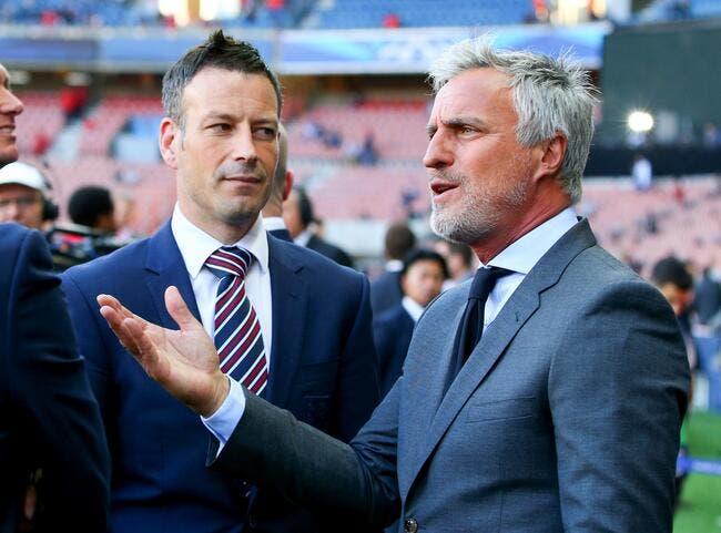 Le PSG avec un seul Français, ça agace Ginola