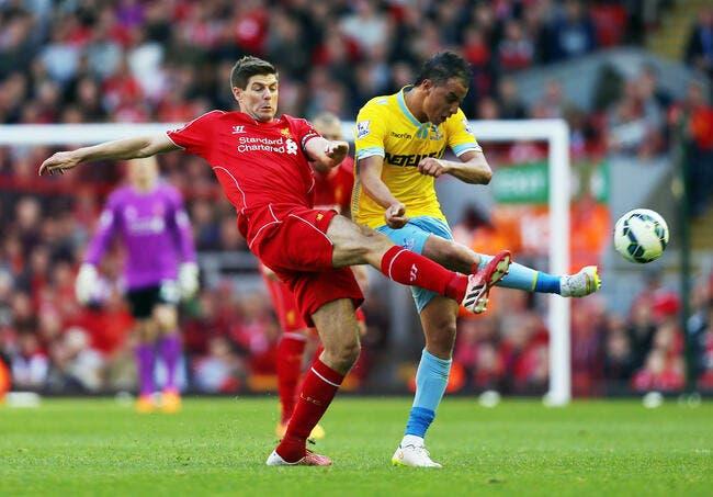 Liverpool - Crystal Palace 1-3