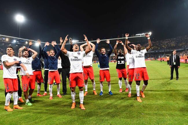 On a été dur avec le PSG souligne Laurent Blanc