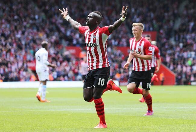 Southampton - Aston Villa : 6-1