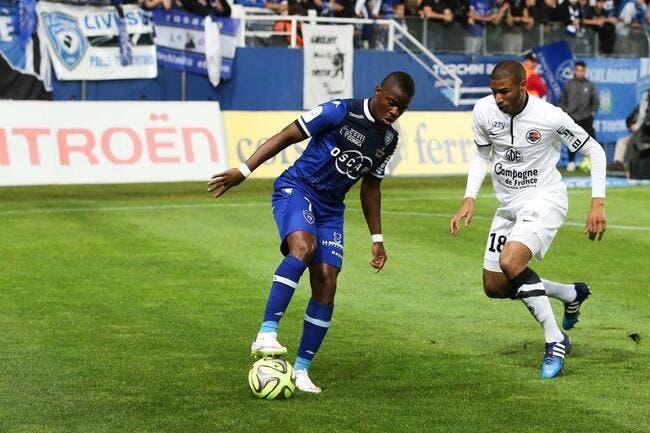 Bastia n'a pas fait peur à Caen