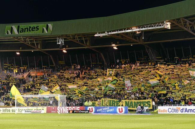 Le discours imagé du coach de Nantes à ses supporters