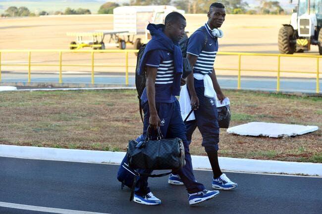 Matuidi demande à Pogba de venir au PSG