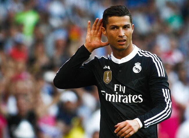 Cristiano Ronaldo dépasse LA légende Real Madrid