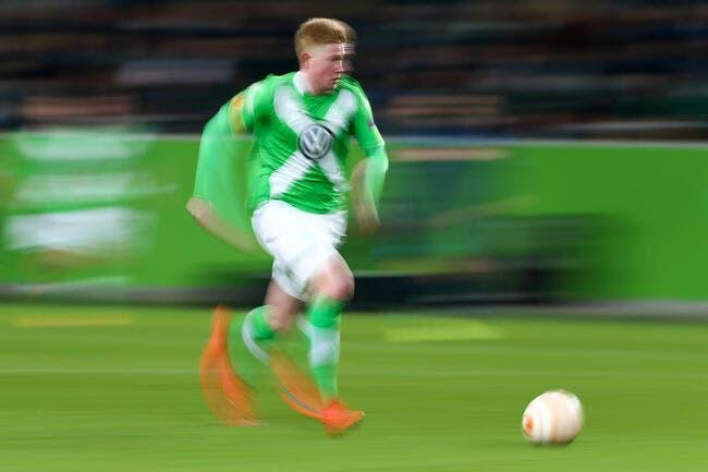 Le PSG est prévenu, Wolfsburg veut 70 ME pour De Bruyne