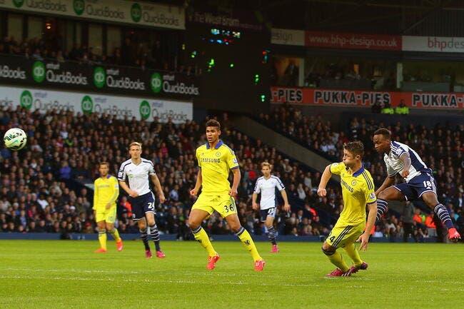 West Bromwich Albion - Chelsea 3-0