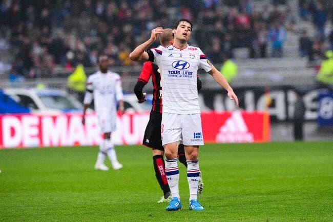 Yoann Gourcuff aura coûté 468.000 euros par match à l'OL