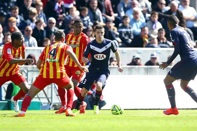Bordeaux fait signer Guilbert jusqu'en 2017