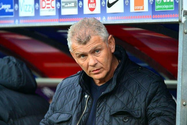 Caen va prolonger son faiseur de miracle jusqu'en 2017