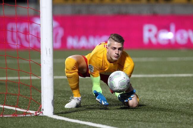 Stekelenburg part, Monaco fait revenir un espoir