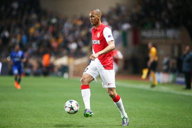 Monaco fait signer Fabinho jusqu'en 2019